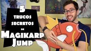 5 trucos secretos de Pokemon Magikarp Jump