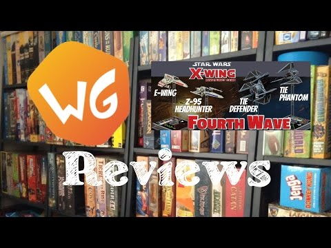 Weaponsgrade Review: X-Wing Wave 4 Ships