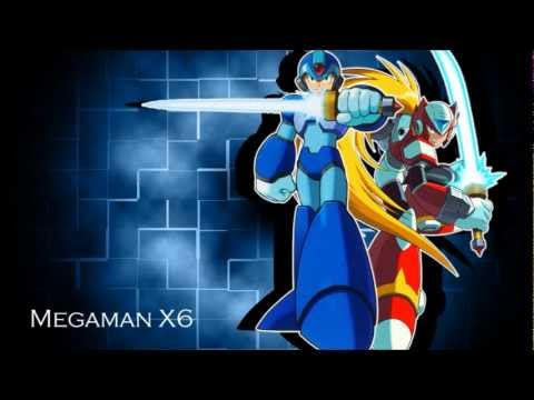 Megaman X - All Opening Stage Themes