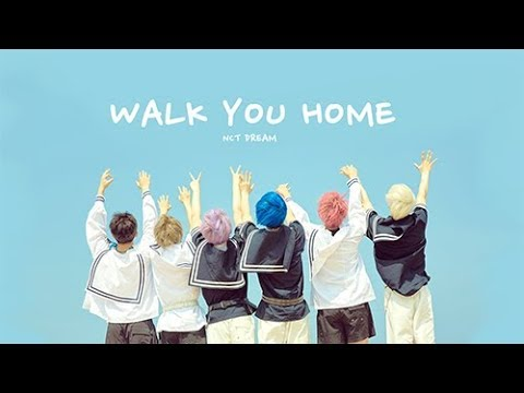 nct dream – walk you home lyrics ♡ [eng/han/rom]