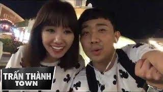 Trấn Thành Và Hari Won tại Thailand !!!! 29/11/2017