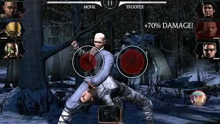 Mortal Kombat X Restart