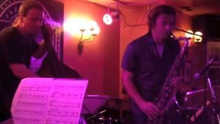 Carswell Tom Gullion Quartet Santiago de Compostela, Spain 11 July 2013
