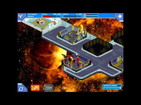 Star Command iOS iPad Gameplay Review - AppSpy.com