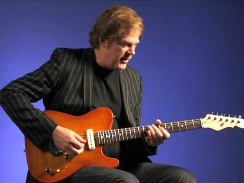 John Jorgenson Guide to Rock video tutorial Guitarist Magazine