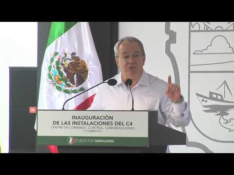 Crece red de video vigilancia en Tamaulipas