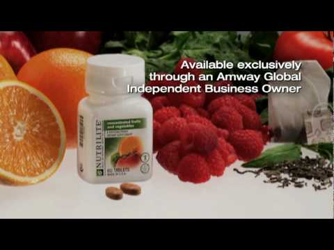 concentrated fruits & vegetables vitamins