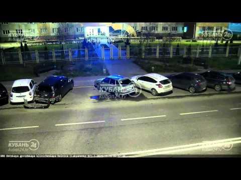 ДТП на ул. Лукьяненко , д. 97 18.11.15