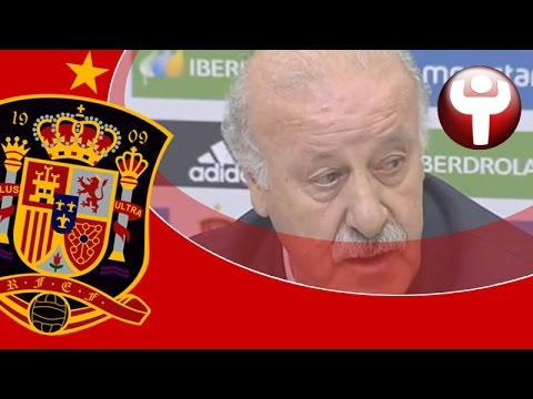 "Del Bosque: ""Hay decisiones dolorosas"""