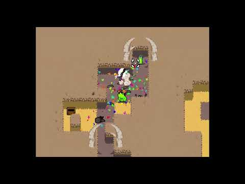 Nuclear Throne - Party Gun