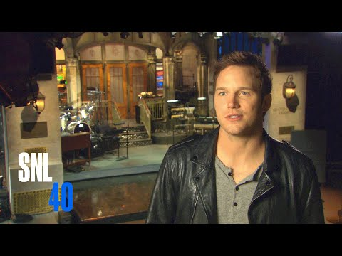 Chris Pratt Interview | Saturday Night Live