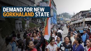 Darjeeling crisis: Hill parties demand new Gorkhaland state