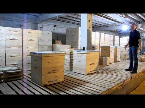 Изготовление, продажа ульев для пчел в Москве, СПб