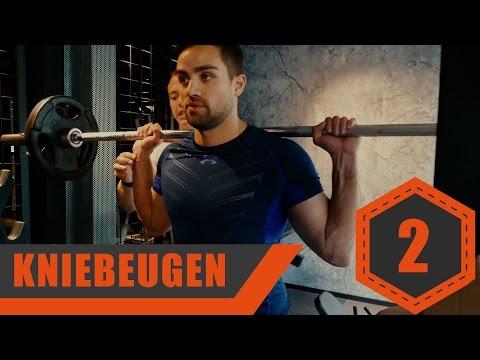 Kniebeugen - Perfekte Technik Mit Romano Rengel