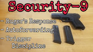 Ruger's Response: Security-9 Autoforwarding