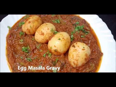 Egg Masala Gravy |How To Make Egg Pulusu |Simple Egg Curry In Telugu