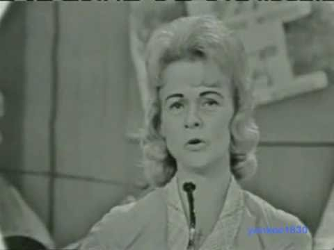 Jean Shepard - You Sent Her An Orchid