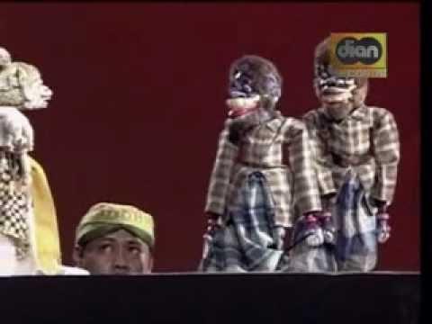 Wayang Golek - Rahwana Pejah (3  3) video