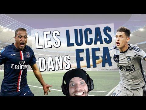 LES LUCAS SUR FIFA 16