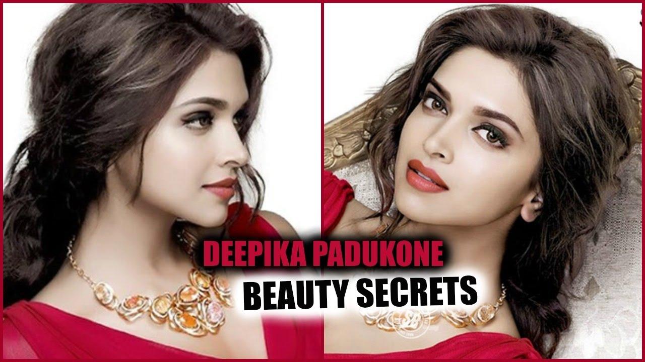 DEEPIKA PADUKONE Beauty SECRETS that EVERY Girl Should Know!! Makeup, Hair, Skin HACKS!