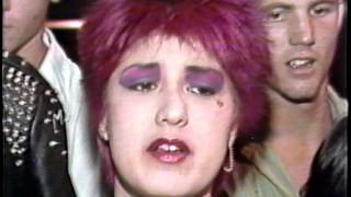 Parents and Punkers from Eye on LA & LA Today TV shows 1983