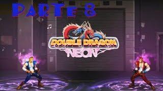 Double Dragon Neon - Parte 8 - Que plantón! | Danny The Dough 🎮