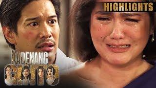 Daniela, inamin na ang buong katotohanan kay Carlos   Kadenang Ginto (With Eng Subs)