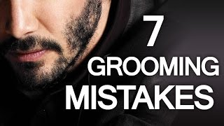 7 Grooming Mistakes Men Make - Man's Guide To Better Facial Hair Care - Facial Hair Tips For Man