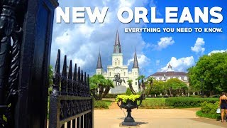New Orleans Travel Guide: Everything you need to know.
