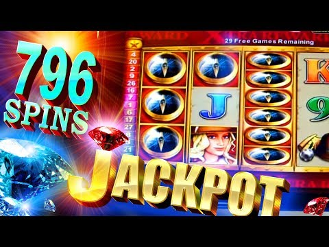 Big Jackpot!!! 796 Spins On Quest For Riches - 2c Konami Video Slots video
