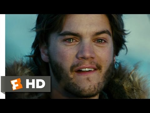L'esthte voyageur arrive  son but, extrait de Into the Wild (2008)