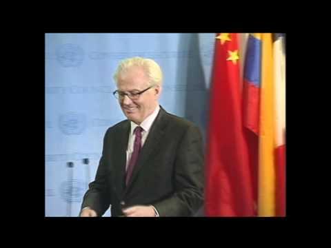 WorldLeadersTV: SYRIA: UN