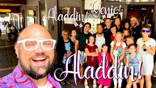 ALADDIN | MISSION BAY | NEW ZEALAND VLOG | JAMily TV | Episode 44