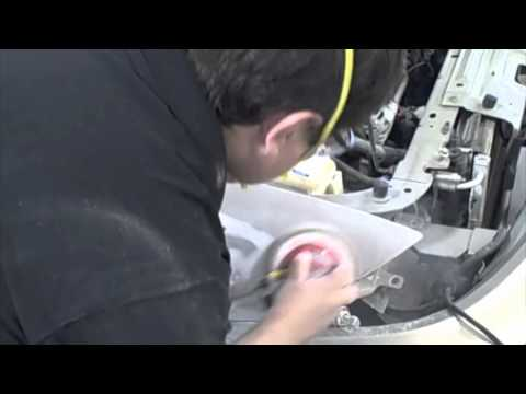 DIY - How To (Prep A Car) For Primer - Protect and Final Sand YouTube Training Video in HD