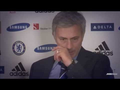 Chelsea vs Tottenham 3-0 • Jose Mourinho Interview
