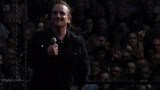 U2 Stay (Faraway, So Close!), Dublin 2018-11-05 - U2gigs.com