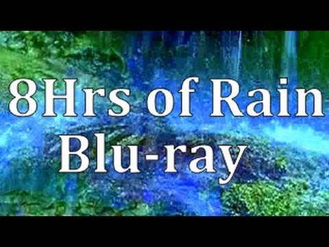 8Hrs of Rain Blu-ray
