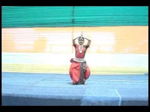 Vakratunda - Odissi Dancer - Maria Laura Valdez Usseglio