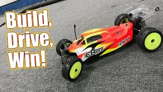 Dominate At The Track! - Tekno RC EB410 1/10th 4WD Competition Electric Buggy Kit | RC Driver