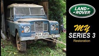 Land Rover Series 3 Restoration - Gearbox Update - New Parts Arrive Pt. 13