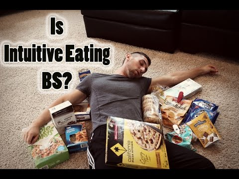IIFYM Full Day Of Eating |  Intuitive Eating FAQ- Is It All BS?