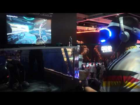 PlayStation Morpheus Rigs Gameplay E3 2015