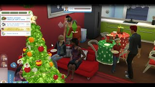 The Sims 4 Let's Play ITA - Ep. 63: Merry Christmaaaas!! OH OOH OOOH!
