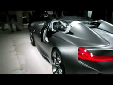 Dubai International Motor Show 2011 - Bmw vision Part 7