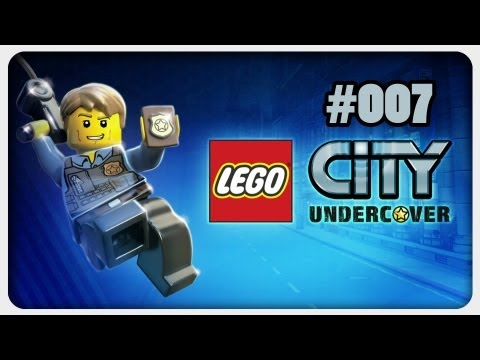 Let's Play: Lego City Undercover Deutsch #007 German Walkthrough Gameplay