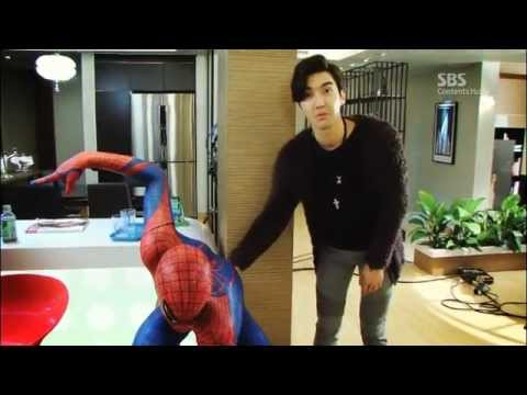 [Making] The Lord Of The Dramas - Siwon (Gangnam style dance!)