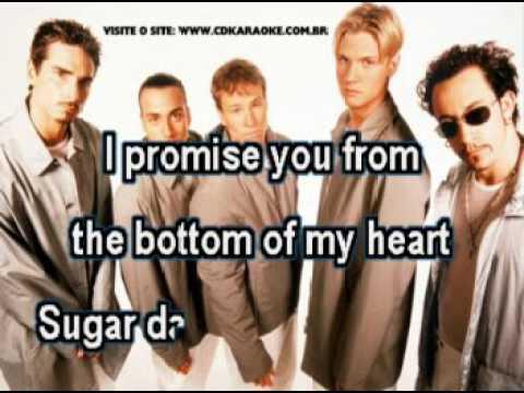 Backstreet Boys, The   I Promise You