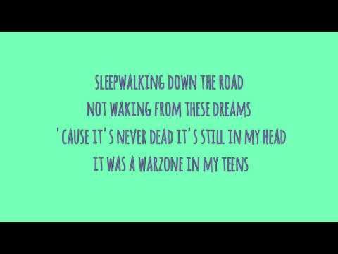 Cedarwood Road - U2 with lyrics