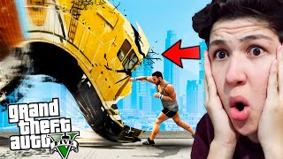 LO MÁS ÉPICO DE GTA 5!! GRAND THEFT AUTO V EPIC MOMENTS - GTA V