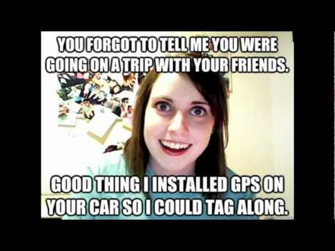 Ex Girlfriend Crazy Stalker Memes Wwwpicturessocom